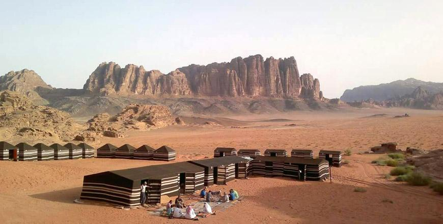 cali4travel - wadi jordan