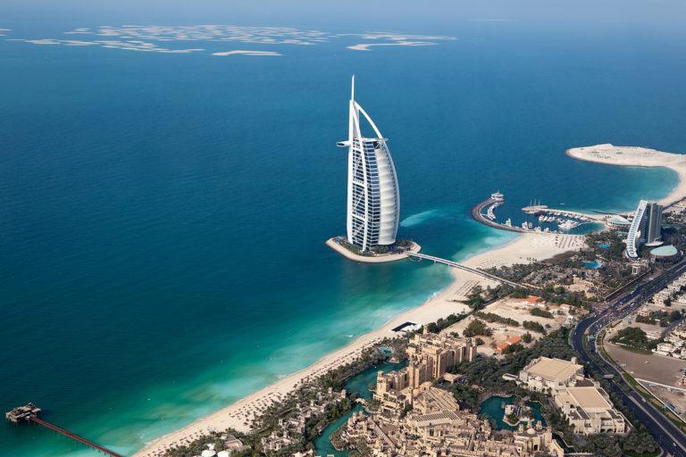 cali4travel - dubai Burj Al Arab Jumeirah a luxury hotel
