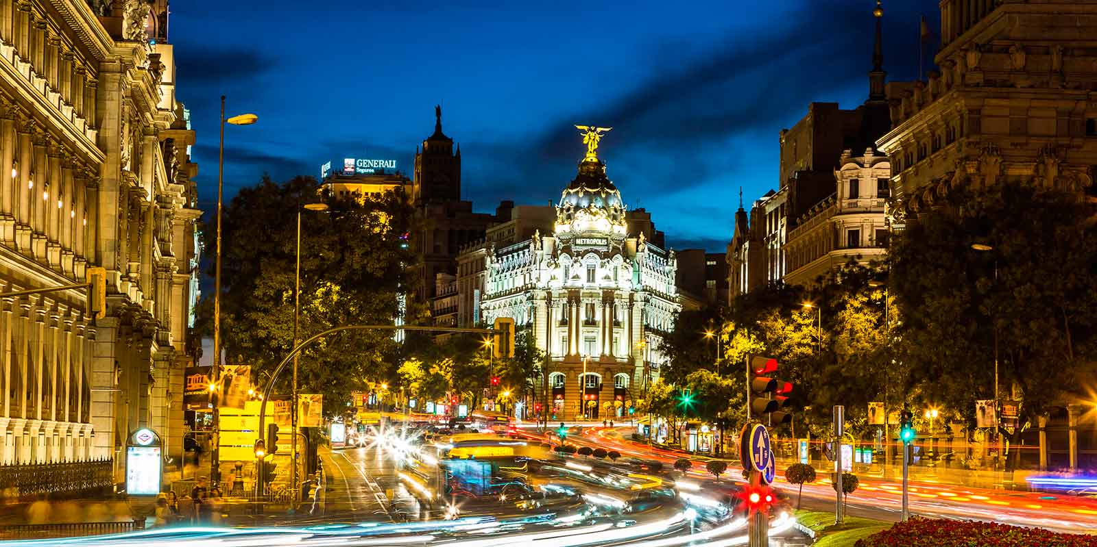 Cali4Travel -  Full Madrid (4 days)