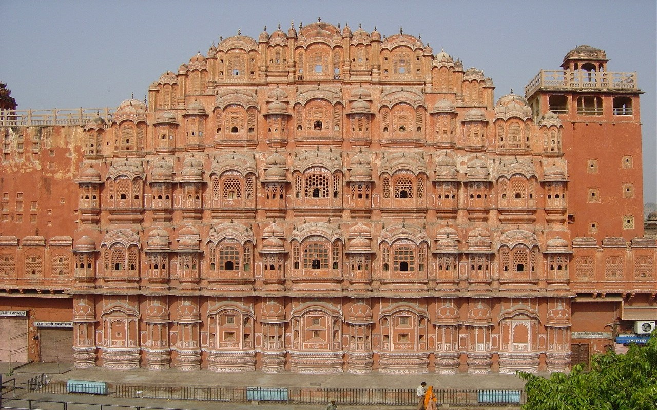 Cali4Travel - Hawa Mahal