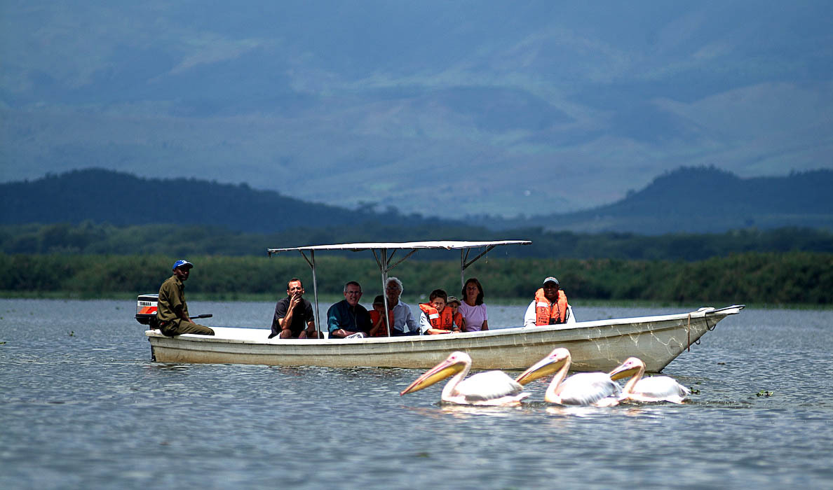 Cali4Travel - africa boat trips in lake mburo national park