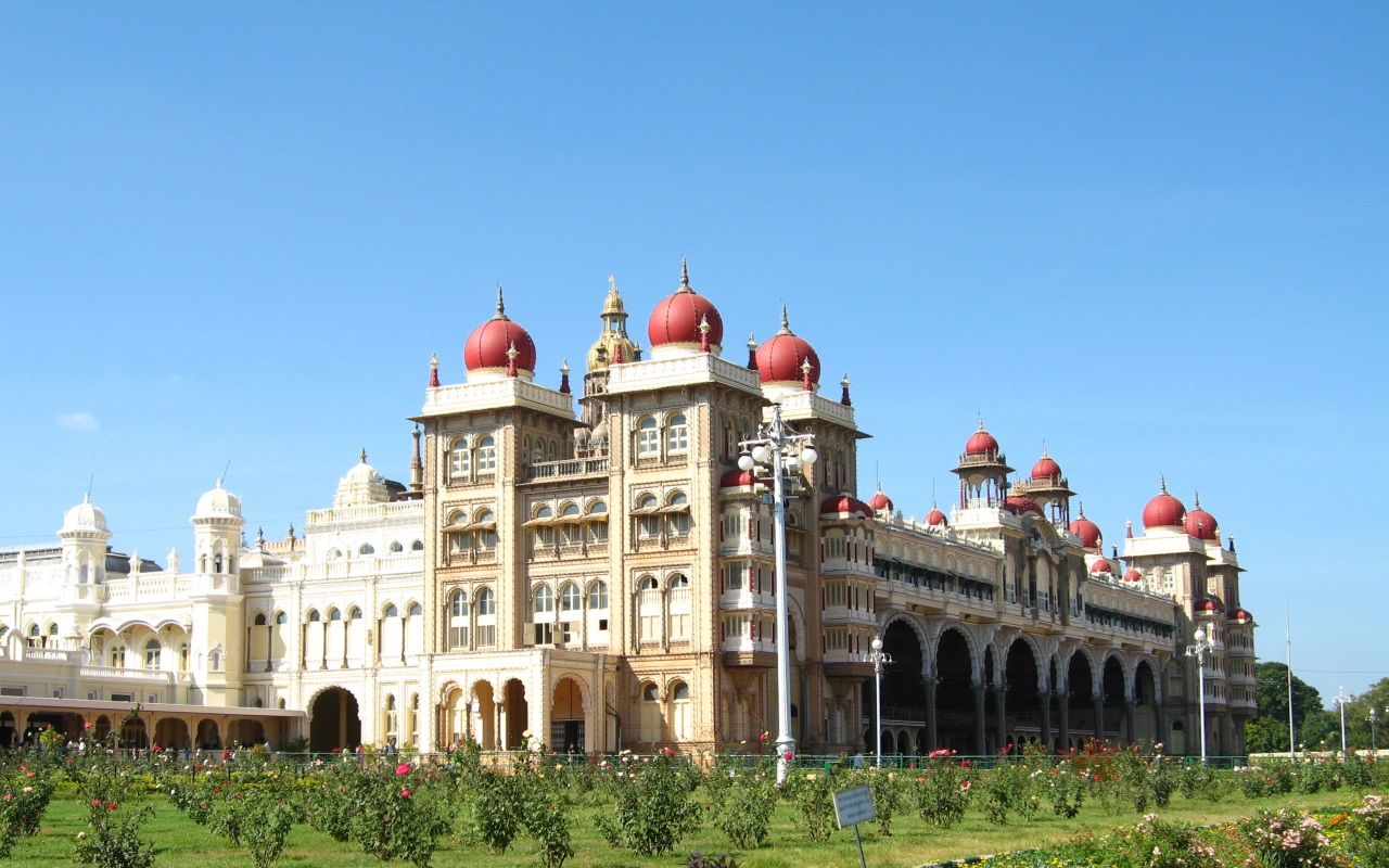 Cali4Travel - mysore palace