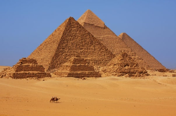 Cali4travel-Egypt Day Tour-pyramids