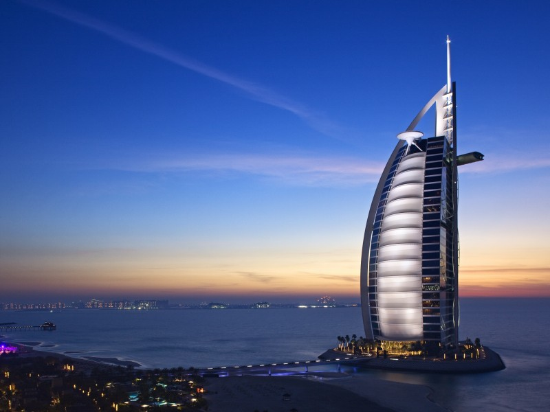 Cali4Travel - Duabi - Burj Al Arab