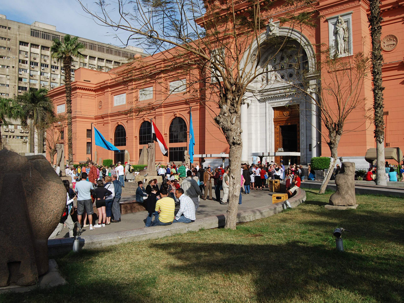 Cali4travel-Egypt Day Tour-egyptian museum cairo