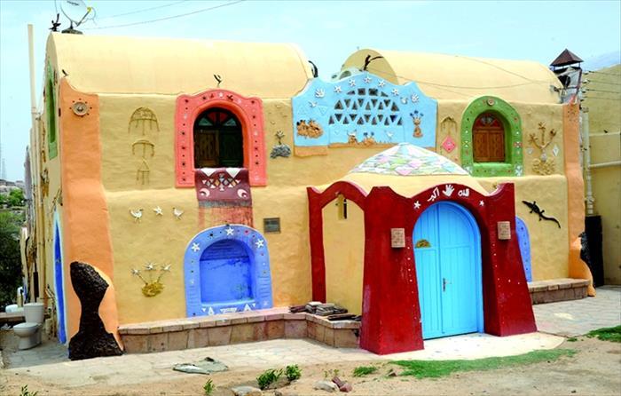 Cali4travel-Egypt Day Tour-trip to nubian village