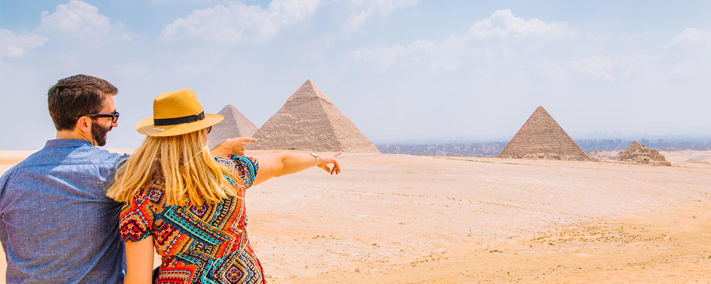 Egypt Tours | Giza Pyramids