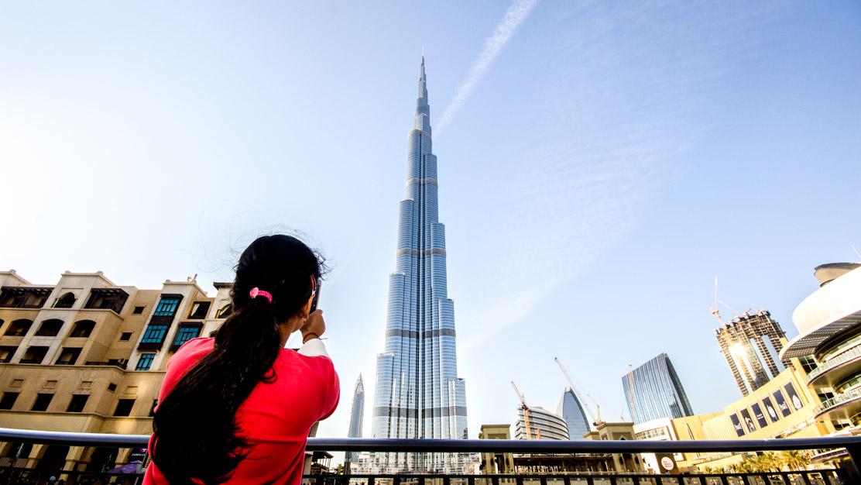 Cali4travel- Dubai Tour - burj khalifa
