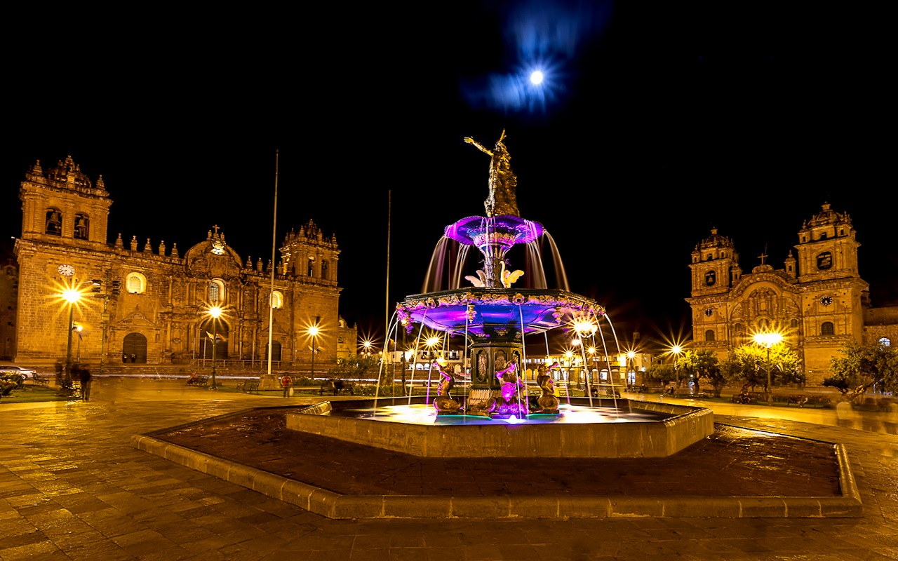 Cali4Travel - cathedral of cusco