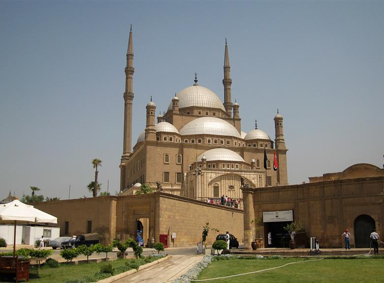 Cali4travel-Egypt Day Tour-mosque of muhammad ali