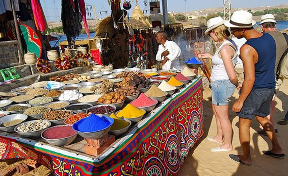 Cali4travel-Egypt Day Tour-trip to nubian village