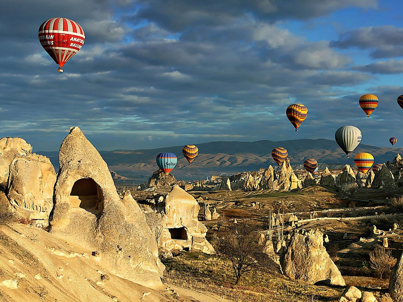 Cali4travel - göreme national park and the rock sites