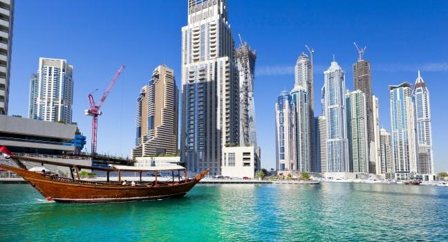 Cali4travel-Dubai Day Tour-mövenpick hotel ibn battuta gate dubai