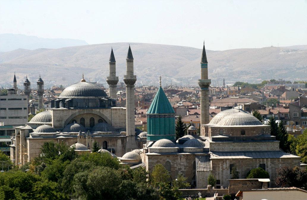 Cali4travel - konya city in turkey