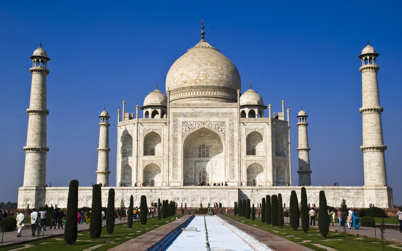 Cali4Travel - Taj Mahal