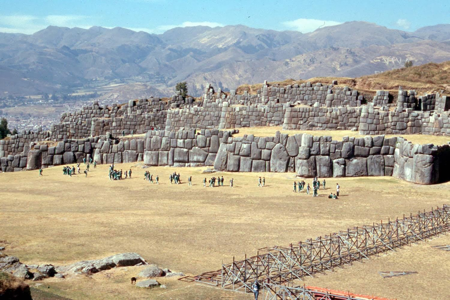 Cali4Travel - Sacsayhuamán