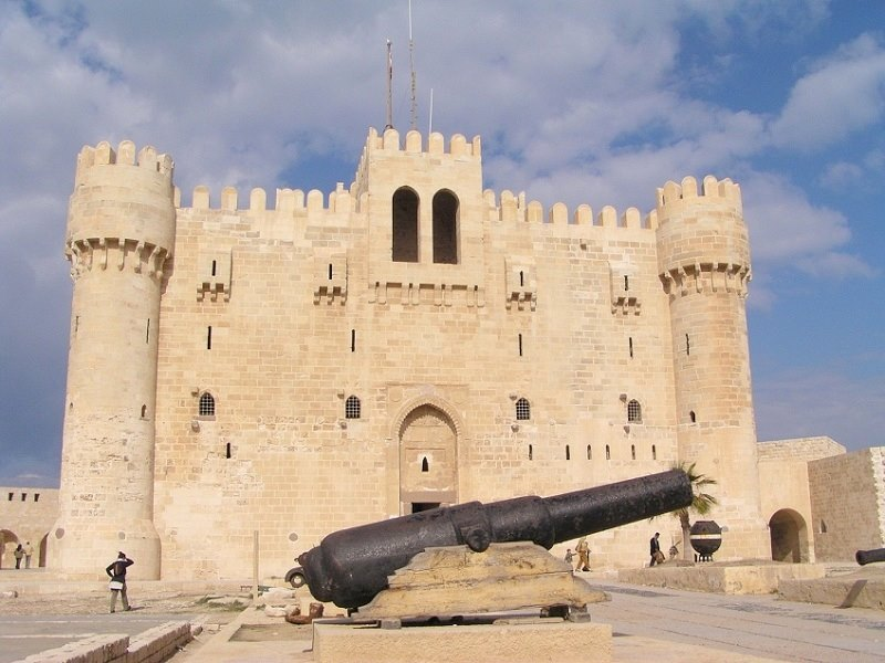 Cali4travel-Egypt Day Tour-citadel of qaitbay