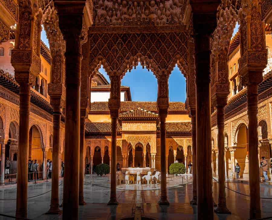 Cali4Travel - alhambra
